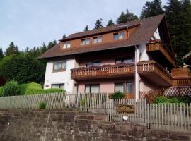Haus Rentschler, Enzklösterle (Aichelberg yakınında)