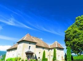 Chateau de Morgenex, Vallières