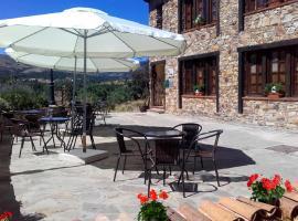 Al Viento, Alojamiento & Turismo Rural Prádena del Rincón, Prádena del Rincón (Montejo de la Sierra yakınında)