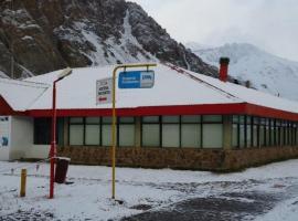Hostería los Penitentes, Мендоса (рядом с регионом Penitentes Ski)