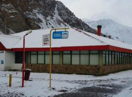 Hostería los Penitentes, Mendoza (Near Penitentes Ski)