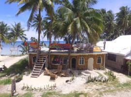 SunnySide bed & bar, Siquijor