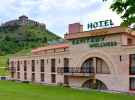Hotel Kapitany Wellness