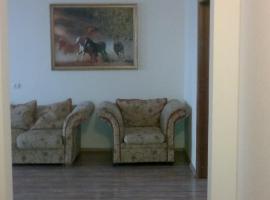 Apartment on Prospekt Momyshuly 25