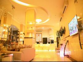 Al Jimi Plaza Hotel Appartements