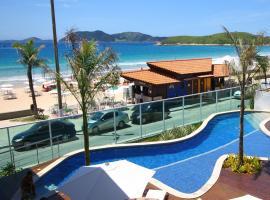 Paradiso Peró Praia Hotel, Cabo Frio