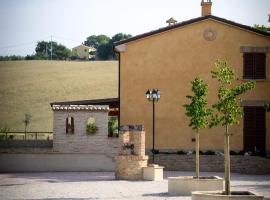 Il Gladiolo, San Marcello (Berdekatan Monsano)
