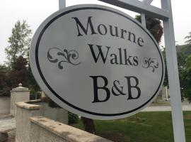 Mourne Walks B & B, Brackenagh (рядом с городом Kilkeel)