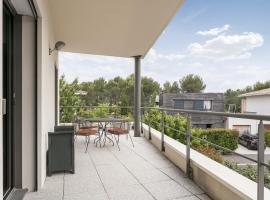 Air Rental - Somptueuse Villa avec Piscine et Jardin, Jacou