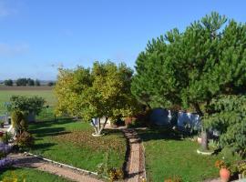 Les chambres de Marie'O, Brazey-en-Plaine (рядом с городом Trouhans)