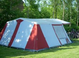 Tomorrowland Garden Camping