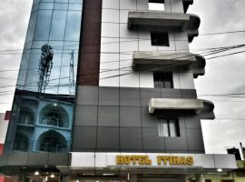 Hotel Itihas, Begusarai (рядом с городом Pipra Dewās)
