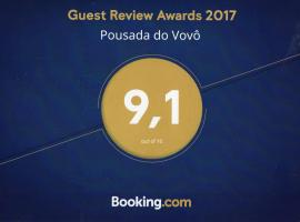 Pousada do Vovô, Fronteira (Icém yakınında)