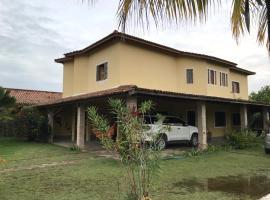 Brisa na Janela, Santa Cruz Cabrália (Emílio Magno yakınında)