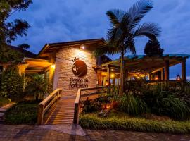 Costão da Fortaleza Lodge, Praia Grande (Cambará yakınında)