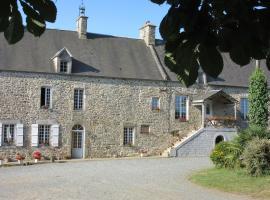 Le haut Manoir, Tourville-sur-Sienne (рядом с городом Gratot)