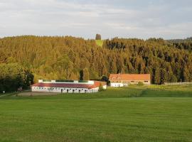 Reiterhof Krebs, Weitnau (Hellengerst yakınında)