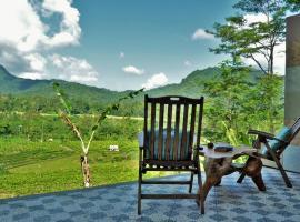 D'Rija View Cottage, Sidemen (рядом с городом Bungbungan)