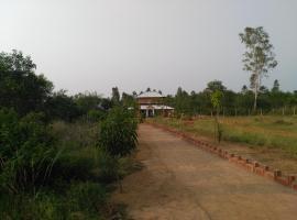 Chetona Eco Village Resort & Tourism, Jhārgrām (рядом с городом Medinīpur)