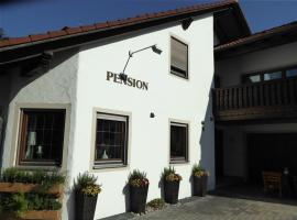 Pension Ursula, Schrobenhausen (Haslangkreit yakınında)