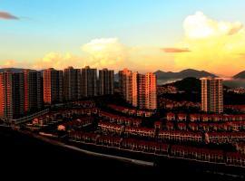 Garden Luxury Apartment, Zhongshan (Nanlang yakınında)