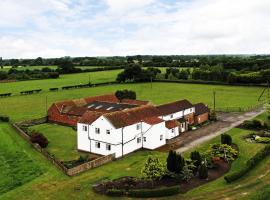 Deighton Lodge, Йорк (рядом с городом Skipwith)