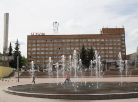 Podmoskovye Podolsk
