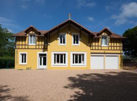 Maison de gardien, Parentignat (рядом с городом Saint-Rémy)