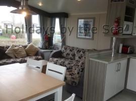 Luxury caravan haven Golden sands, Mablethorpe (рядом с городом Saltfleetby Saint Clement)