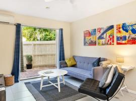Tranquil 2 Bedroom Apartment in Clayfield