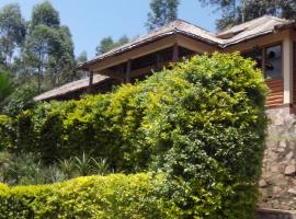 Bwindi Forest Lodge, Buhoma