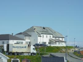 Fiskarheimen Havly, Røst