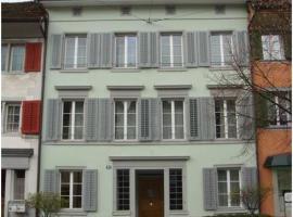 Lakeview Suite in Triplex in Zug's Altstadt, Zug (Risch yakınında)