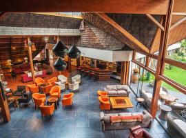 Hotel y Centro de Eventos Manquehue Las Condes