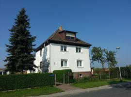 Ferienwohnung-Havelsee, Hohenferchesar (Kützkow yakınında)
