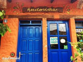 Andorina Hostal, Arte & Cultura, Samaipata (Tres Cruces yakınında)