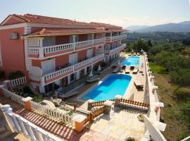 Irini Kiki, Agios Georgios Pagon (рядом с городом Афон)