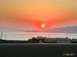 Mykonos Sunset, Фанари