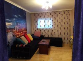 Soltanov's Home, Bilgah (Nardaran yakınında)