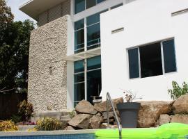 Coralina Beach House, Gigantes (Naranjo yakınında)