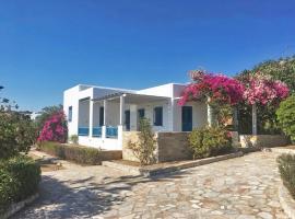 Traditional Cycladic Villa in Posidonia Syros, Posidhonía
