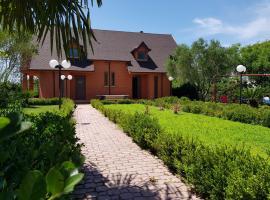 Villa Kenuti, Divjakë