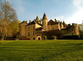 Chateau de Burnand, Burnand