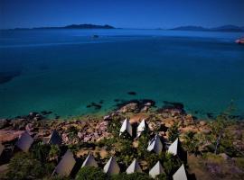 Base Backpackers Magnetic Island, Nelly Bay (Picnic Bay yakınında)