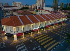 Macallum Central Hotel, George Town