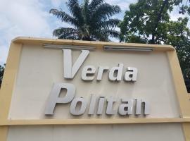 Verda Politan, Brazzaville
