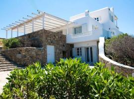 Luxury 70m² Apartment in Mykonos, Merchia Beach