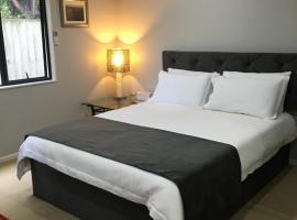 Ellerslie Luxury double bedroom