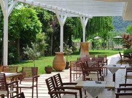 Hotel Milies, Ставрос (рядом с городом Олимпиада)