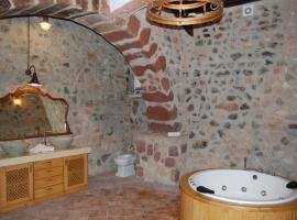 Casa nº7 Barri Vell, Мон-Роиг (рядом с городом Vilanova de Escornalbou)